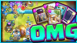 YOU CAN'T STOP IT! Crazy Clash Royale Deck in 2v2