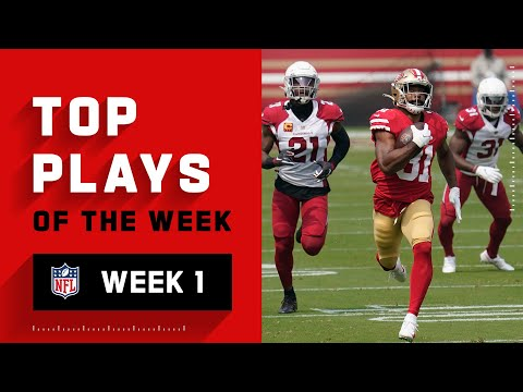 Top Plays from Week 1 | NFL 2020 Highlights