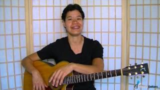Least Complicated - Indigo Girls - Guitar Lesson