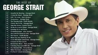 Best Songs of George Strait – George Strait Greatest Hits Full Album