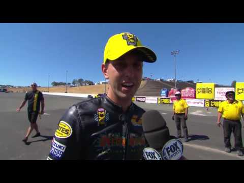 JR TODD WINS FUNNY CAR; TORRENCE, GRAY AND TONGLET POST SONOMA VICTORIES