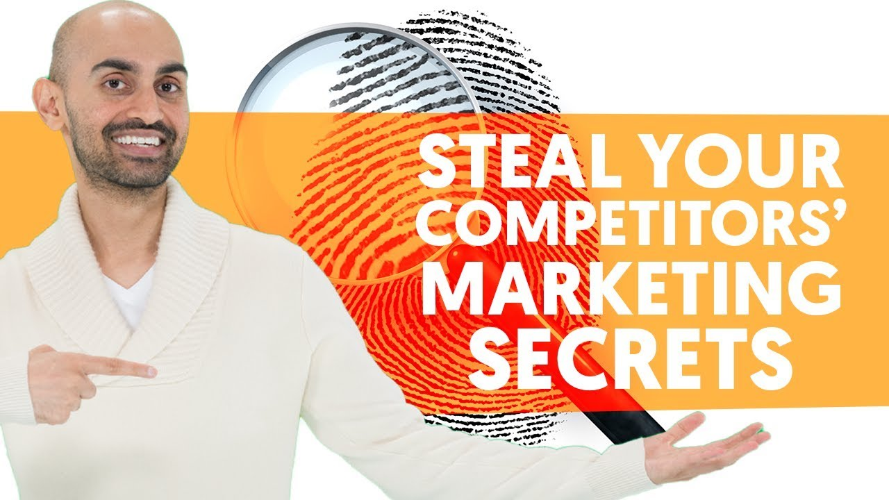 7 Tools That'll Help You Spy On Your Competitors