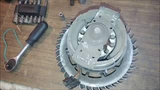 #066(1) снятие бардачка+печки Audi Q7
