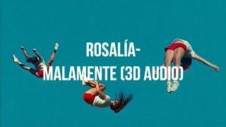 Rosalía   MALAMENTE  (Cap.1: Augurio) |  3D Audio + Lyrics + Subs