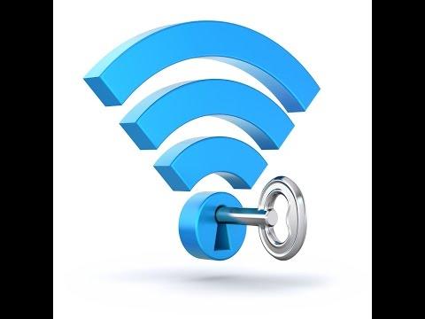 Как поменять пароль от wifi