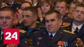 В Астрахани прошло грандиозное авиашоу - Россия 24