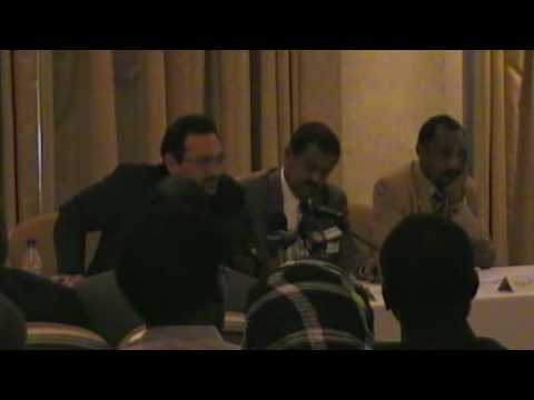 Press conference on doctors strike in Sudan (6)
