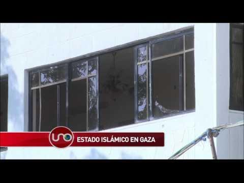 Israel lanzó misil a Gaza en respuesta de ataque