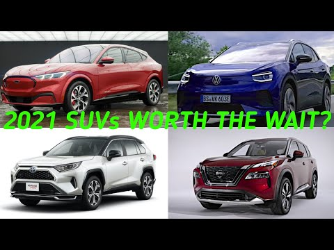 10 Best Upcoming SUVs 2021