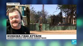 Six Killed In Attack On Catholic Church In Burkina Faso