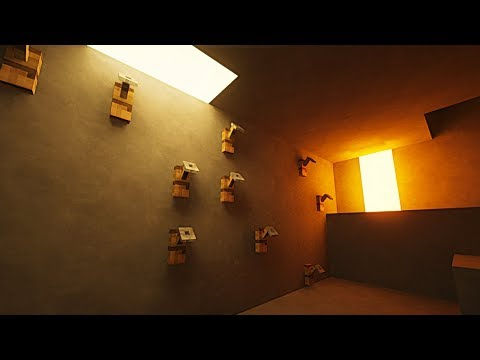 Minecraft RAY-TRACING:  Extreme Graphics - The future is here!      [umsoea]