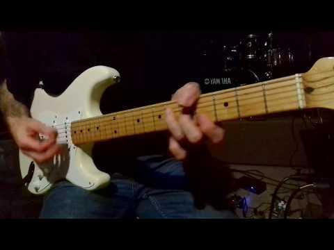 "Jimi Hendrix cover ""LOVER MAN""; Rhythm guitar."