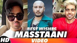 MASSTAANI (Fan Video) | Hardy Sandhu | Jass Manak | Guri | B PRAAK | JAANI | New Song 2018