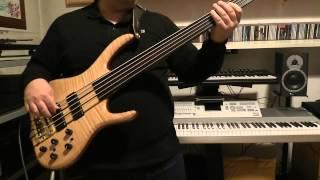Bass Cover - Duran Duran - So Misled