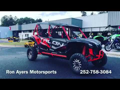 2020 Honda Talon 1000X-4 FOX Live Valve in Greenville, North Carolina - Video 1
