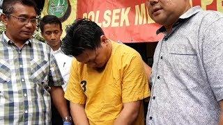 Pencuri Keran Seharga Puluhan Juta Rupiah Ditangkap, Kendarai Mobil untuk Masuk Kompleks Rumah Mewah