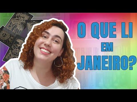 LIDOS DE JANEIRO 2020   Baú Literário
