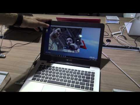 Asus X455 Hands On [4K UHD]
