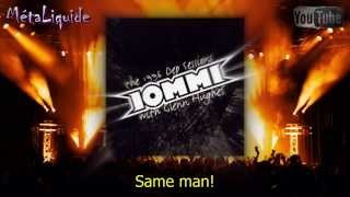 Tony Iommi Feat. Glenn Hughes - I'm Not The Same Man (Lyrics) - MétaLiqude