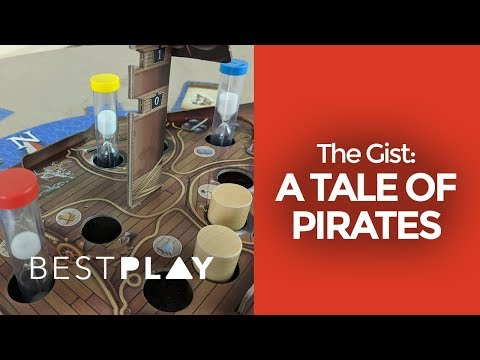 The Gist of A Tale of Pirates