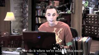Sheldon L. Cooper (TBBT) feat. Fort Minor - Get Me Gone