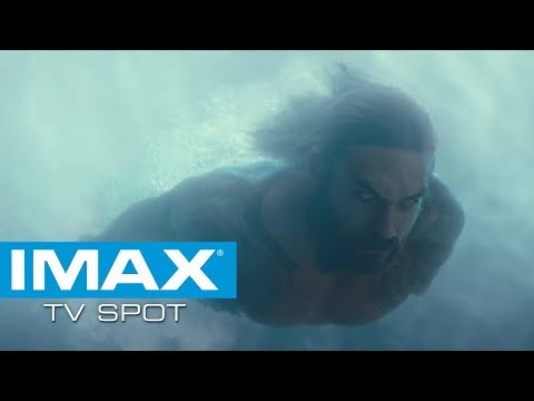 Justice League (IMAX TV Spot)