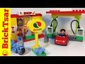 Обзор LEGO Duplo 6171 Заправочная станция