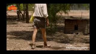 David Coight's Aussie Adventures - Bore Check