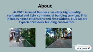 Affordable Decking Specialists Auckland