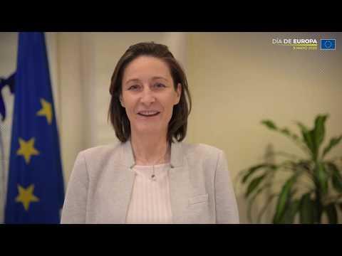 Mensaje de la Embajadora Aude Maio-Coliche por el Día de Europa