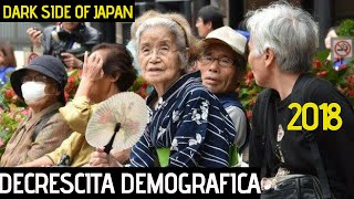 DECRESCITA DEMOGRAFICA IN GIAPPONE