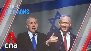 Netanyahu, Gantz Deadlocked In Israeli Polls