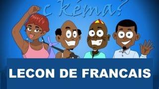 C Kéma   Leçon De Français