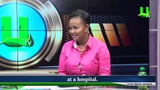 Nana Ama Mcbrown Joins Akrobeto On REAL NEWS
