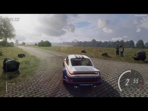 DiRT Rally 2.0 - Porsche 911 SC RS - German Rally Gameplay [4K 60FPS]