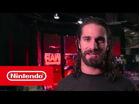 WWE 2K18 is coming to Nintendo Switch! thumbnail