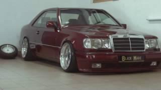 Mercedes w124 by Prostaff | Black Magic Zamość