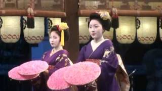 Япония, ТАНЕЦ ГЕЙШ