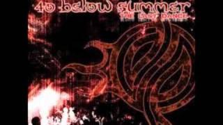 40 below summer- still life
