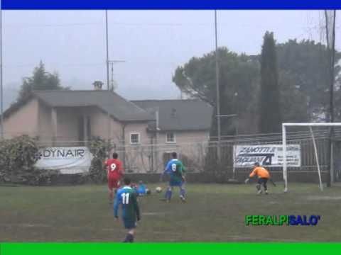 Preview video FERALPISALO´-MANTOVA 3-4 (Berretti)