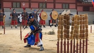 Joseon Martial Arts: Korean Swordsmanship and flails