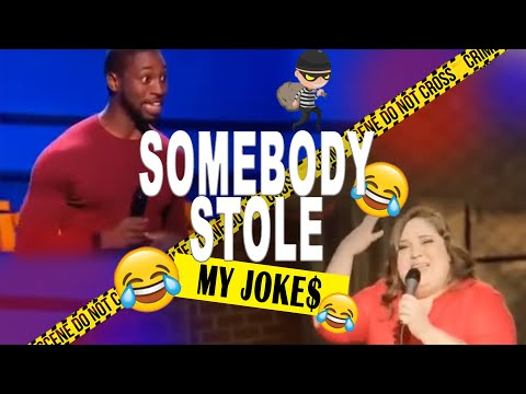Comedian finds out his jokes were stolen by the Spanish Amy Shumer