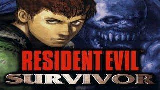 Resident evil Survivor+Resident Evil 2 (Speedrun Any%) - gameplay en Español