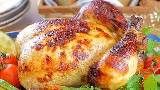 Вся фишка в маринаде! Самая сочная курица-гриль с хрустящей корочкой в домашних условиях!