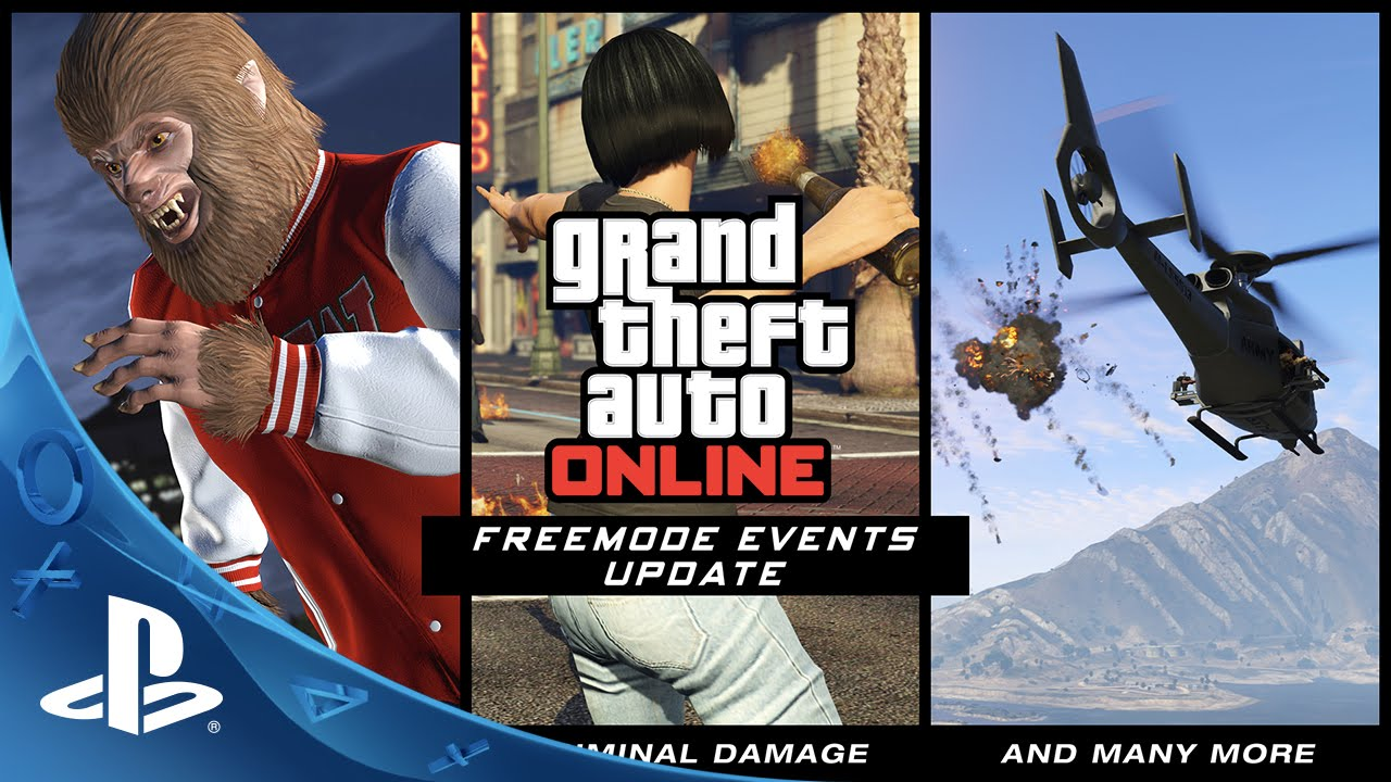 Grand Theft Auto Online: Freemode Events Update Hits September 15th