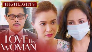 Adam (Christopher de Leon) sets up an urgent meeting with Kai (Sunshine Cruz) about Harry's (David Chua) revelation.  Subscribe to the ABS-CBN Entertainment channel! - http://bit.ly/ABS-CBNEntertainment  Watch the full episodes of Love Thy Woman on TFC.TV: http://bit.ly/LoveThyWoman-TFCTV and on iWant for Philippine viewers: http://bit.ly/LoveThyWoman-iWant  Visit our official websites!  https://lovethywoman.abs-cbn.com/  http://www.push.com.ph  Facebook:http://www.facebook.com/ABSCBNnetwork Twitter:https://twitter.com/ABSCBN Instagram:http://instagram.com/abscbn  Episode 28 Cast: Christopher de Leon (Adam) / Eula Valdes (Lucy) / Sunshine Cruz (Kai) / Yam Concepcion (Dana) / Kim Chiu (Jia)  Watch more Love Thy Woman videos here: Highlights - http://bit.ly/LoveThyWomanHighlights Recaps - http://bit.ly/LoveThyWomanRecaps  #LTWKonsensya #LoveThyWomanEp30 #LoveThyWoman