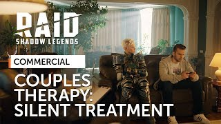 RAID: Shadow Legends | Couples Therapy | Silent Treatment (Official Commercial)