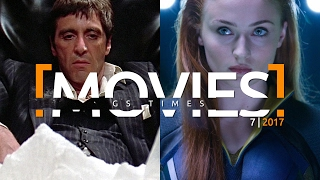 GS Times [MOVIES] 7 (2017). «Бэтмен», «Люди Икс», «Лицо со шрамом»