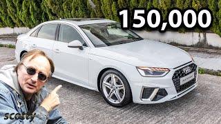 3 Cars That Won't Last 150,000 Miles