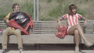 Quand Le Barça Et Le Real Madrid Font La Promo D'un Salon De L'érotisme...